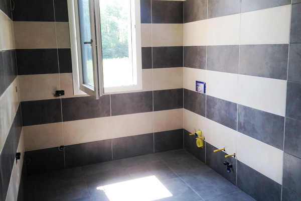 Bagni zampieri pavimenti - Pavimento e rivestimento bagno uguale ...